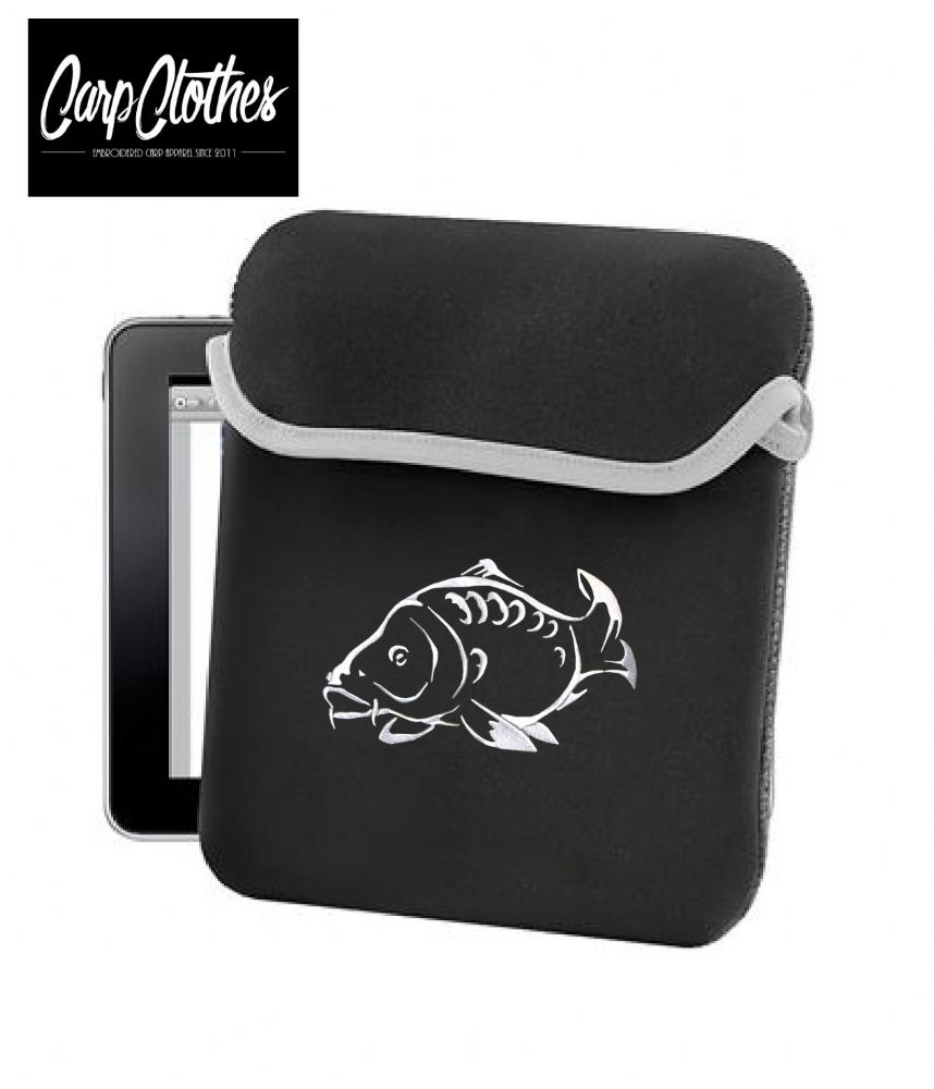 001 BLACK iPAD/TABLET NEOPRENE SLEEVE